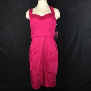Calvin Klein Dresses - NWT Electric Pink Calvin Klein Dress $98